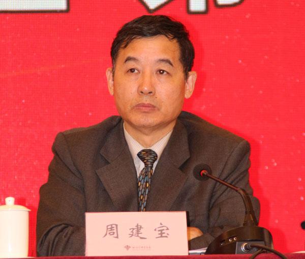 中国印协柔印分会理事长周建宝