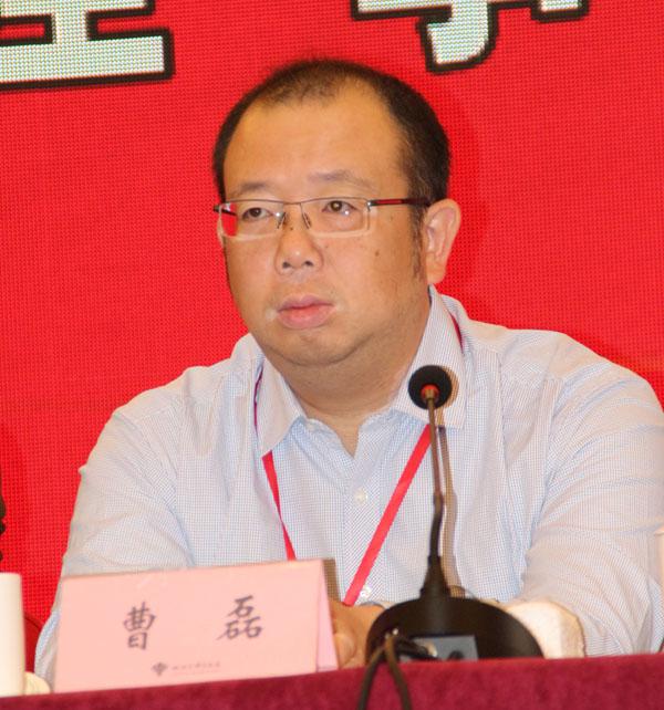 环保部环境认证中心副主任曹磊