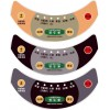 供应专业豆浆机标牌PET标牌按键标牌品质保证