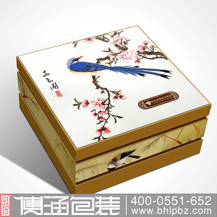 安徽合肥包装盒定制 月饼礼盒定制 安徽月饼包装盒定制厂