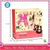 【定制】白卡儿童可爱卡通图案系列礼品包装手提袋