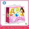 【诚信厂家】定制儿童可爱卡通白雪公主系列购物礼品包装手提纸袋